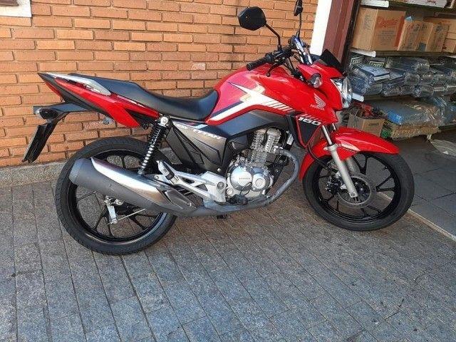 Titan 160cc Vermelha Promoção - Foto 5