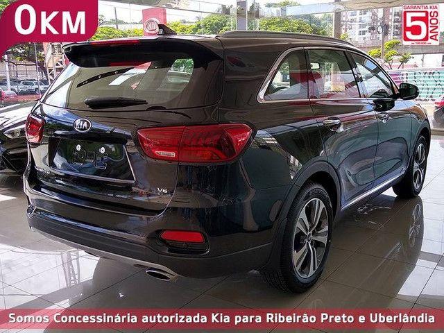 SORENTO 2020/2020 3.5 V6 GASOLINA EX 7L AWD AUTOMATICO - Foto 4
