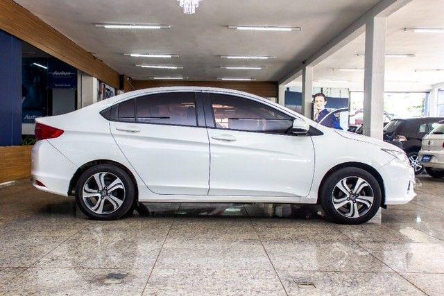 (PC) Honda City LX 1.5 16v Aut. 2015  - Foto 2