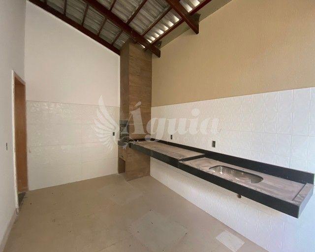 Casa com 3 quartos, varanda gourmet e excelente localização no Residencial São Leopoldo - Foto 10