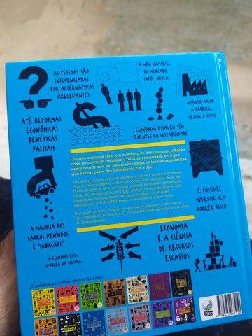 Livros da economia Economize comprando por aqui. - Foto 3