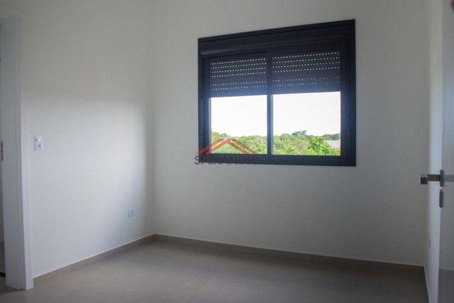 Edifício Vivere - Apto novo, 01 suíte + 02 quartos, 02 garagens, aceita veículo, na Avenid - Foto 7