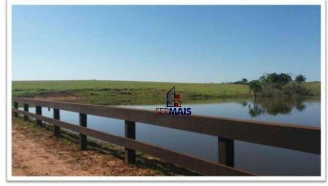 Belíssima fazenda a venda na divisa de Rondônia com o estado de mato grosso - Foto 3