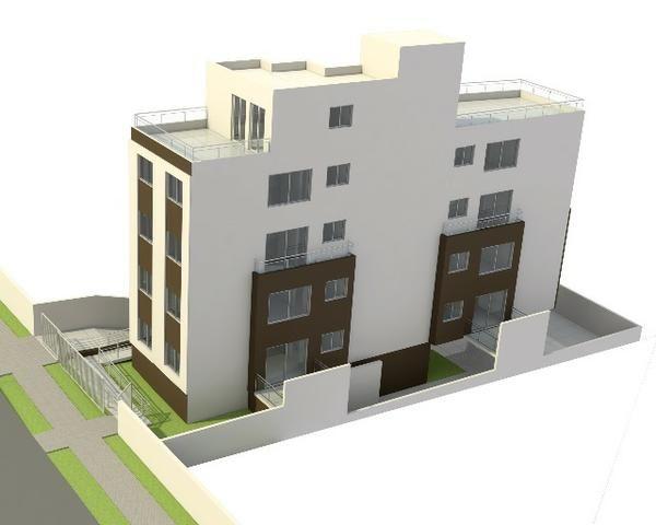 Apartamento 02 dormitórios - Alto Boqueirão - AP0035
