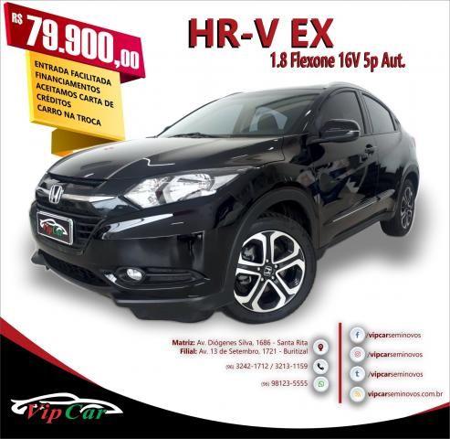 HONDA HR-V 2016/2016 1.8 16V FLEX LX 4P AUTOMÁTICO