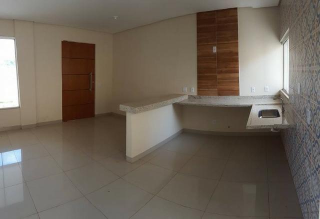 507 Sul - Sobrado 3 Quartos, 112 m² c/ churrasqueira