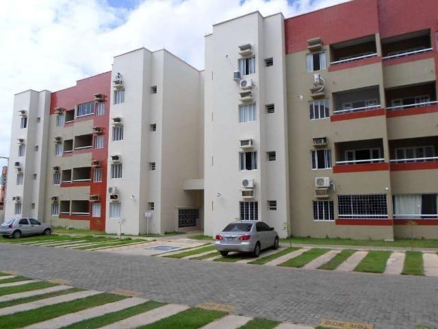 Apartamento no condomínio gran park morada do sol