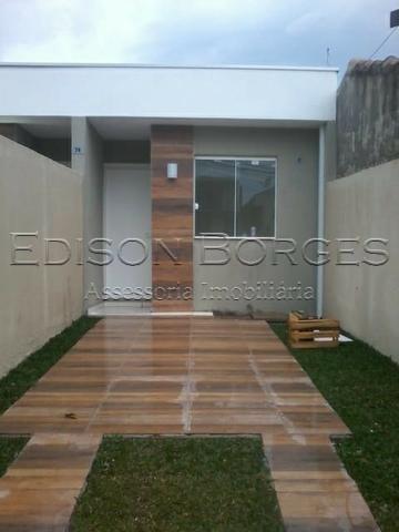 Casa à venda com 2 dormitórios em Campo de santana, Curitiba cod:EB+4844 - Foto 3