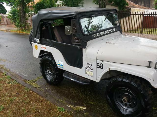 Jeep willys 1958 - Foto 4