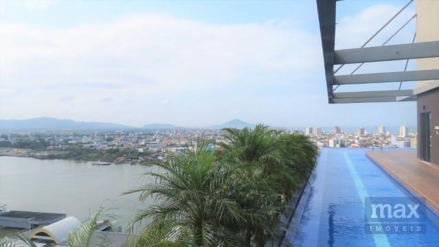 Apartamento para alugar com 1 dormitórios em Centro, Itajaí cod:6381 - Foto 7