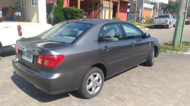 Corolla 1.8 XEI 2006 - Foto 4