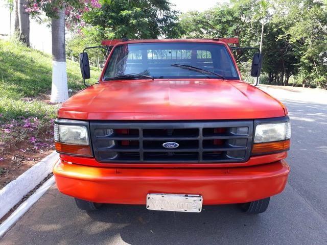 Ford f4000 ano 1998 em bom estado oportunidade excelente preço!!!