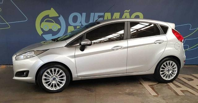 New Fiesta Titanium - PowerShift - 2014 - Foto 4