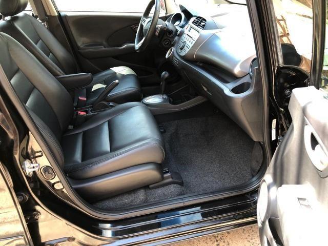 Honda Fit EX 2014 Automático Baixa Km - Foto 5