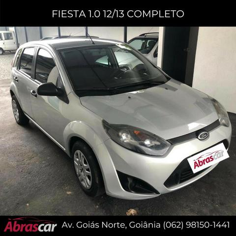 Fiesta Hatch 1.0 Completo - 12/13 - Foto 2