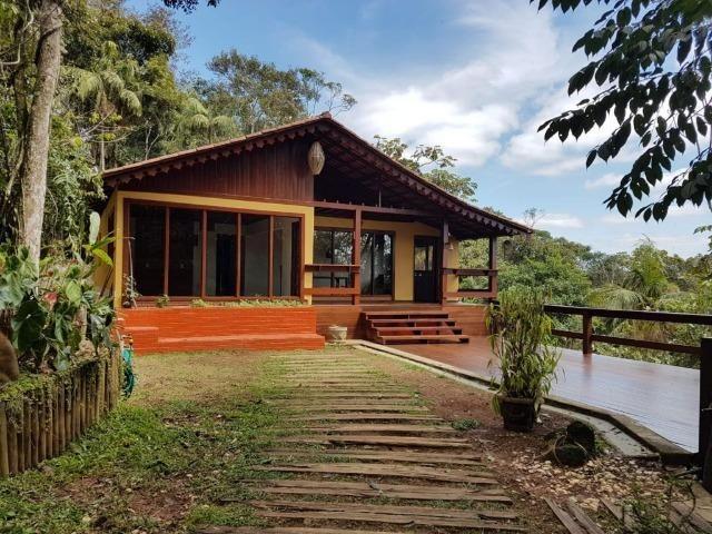 Casa 4 QTS sen do 1 suite em Condomínio Fechado em Domingos Martins - Foto 2
