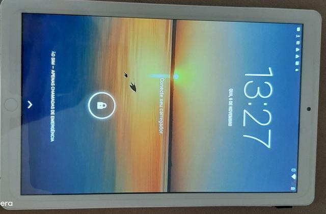 Tablet 128 GB de memória,novo - Foto 3