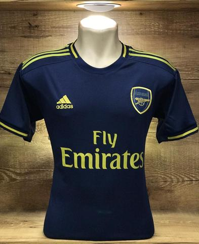Camisetas Clubes Europeus Primeira Linha - Foto 4