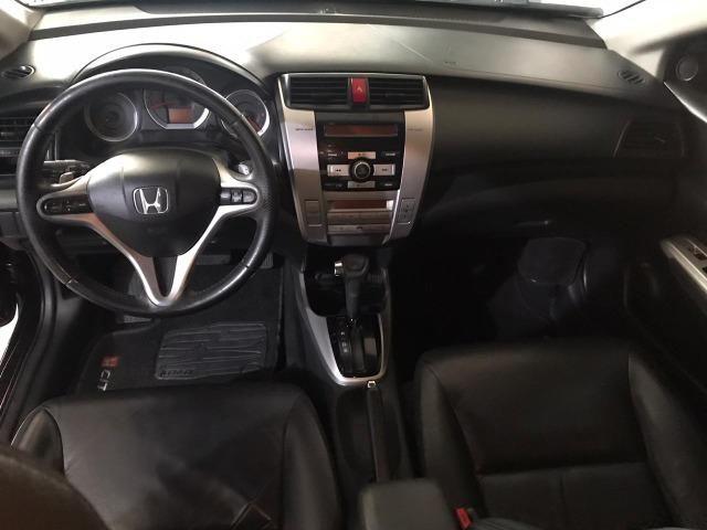 Honda city 1.5 exl automático sem detalhes muito bem conservado - Foto 8