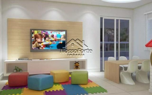 Lançamento Apartamento na Vila Assunção em Praia Grande - Foto 9