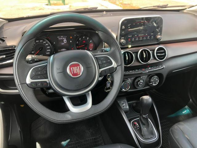Fiat cronos precision 1.8 automático flex 2019 - jpcar - Foto 13