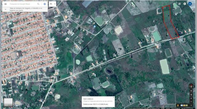 Vendo ou Troco Terreno na zona rural de Santa Inês - MA / Área 10.000m²