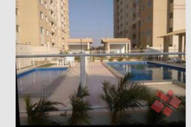 Apartamento com 2 e 3 Quartos à venda, 100 m² por R$ 222.000 - Vila Alzira - Aparecida de  - Foto 17