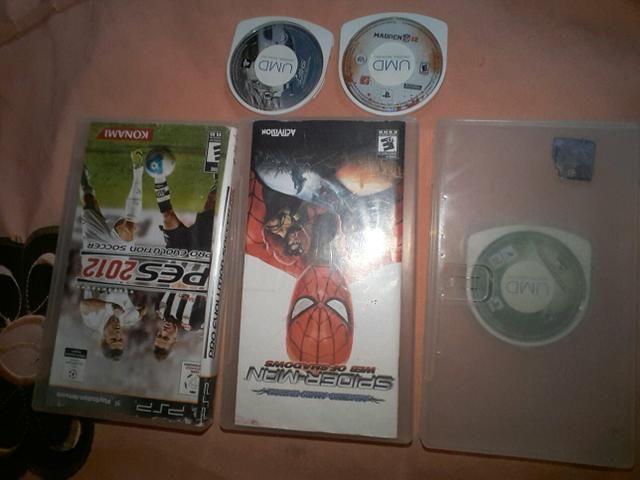 5 jogos de PSP