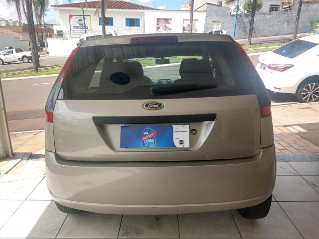 Ford Fiesta Hatch 1.0 Flex c/ Hidráulica *Apenas R$990,00 Entrada + 48x R$499,00 - Foto 4