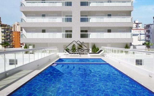 Lançamento Apartamento na Ocian em Praia Grande - Foto 6