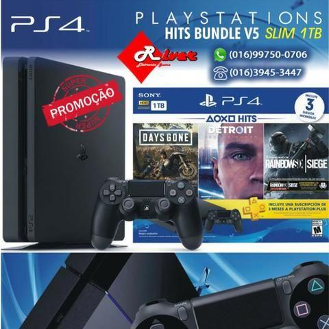 Consoles Playstation 4 - Xbox One - Nintendo - Games e Acessórios - Foto 2