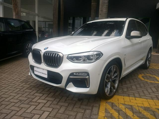 BMW X3 2018/2018 3.0 TWINPOWER GASOLINA M40I STEPTRONIC