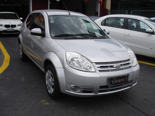 Ford-Ka 2 Portas Flex 2010 Unico Dono com 44.000 km Impecavel