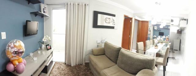 Apartamento completamente mobiliado - Foto 5