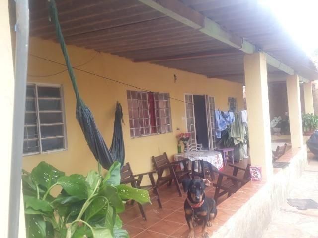 Casa no Lago Azul