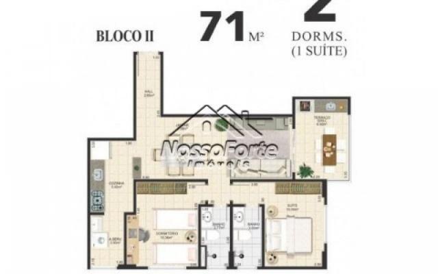 Apartamento no Centro de Mongaguá - Foto 11