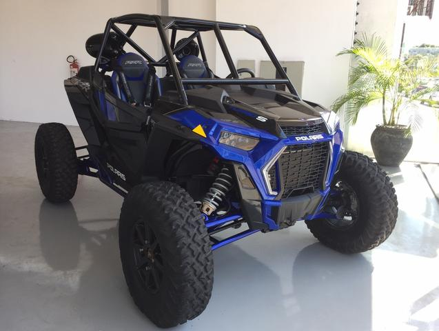 Utv polares rzr turbo s