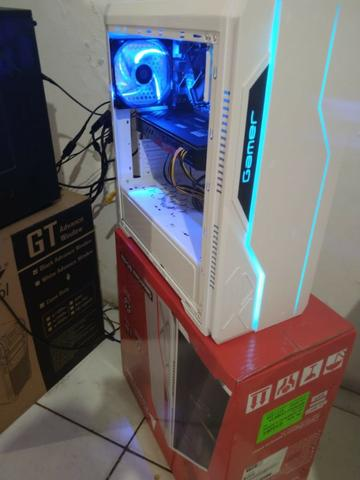 PC Gamer I5 3.6Ghz GTX 1050 DDR5 8GB 1T SSD 120 GB