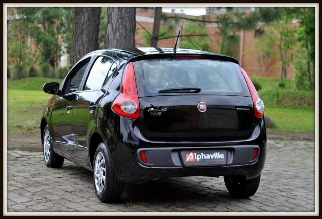 FIAT PALIO 2015/2015 1.0 MPI ATTRACTIVE 8V FLEX 4P MANUAL - Foto 2