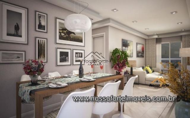 Lançamento Apartamento na Mirim em Praia Grande - Foto 8