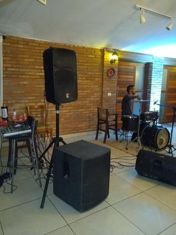 Aluguel de som / eventos / bandas - Foto 3