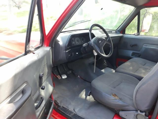 Ford f4000 ano 1998 em bom estado oportunidade excelente preço!!! - Foto 10