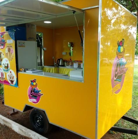 Vendo Food Truck de Sorvetes - Foto 5