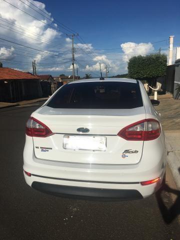 Vendo New Fiesta Sedan 1.6 2014