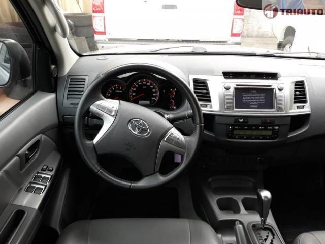 Toyota Hilux SRV CD 4x2 Flex /// POR GENTILEZA LEIA TODO O ANÚNCIO - Foto 8