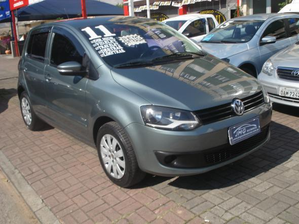 Volkswagen Fox 1.6 Mi Total Flex 8V 5p - Foto 2