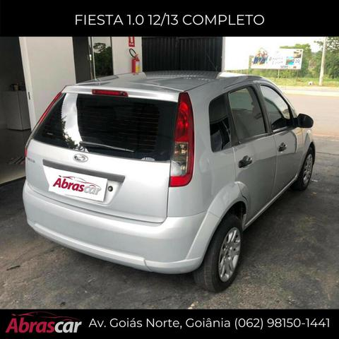 Fiesta Hatch 1.0 Completo - 12/13 - Foto 3