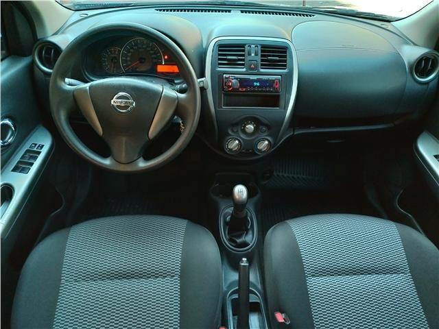 Nissan March 1.0 s 12v flex 4p manual - Foto 5