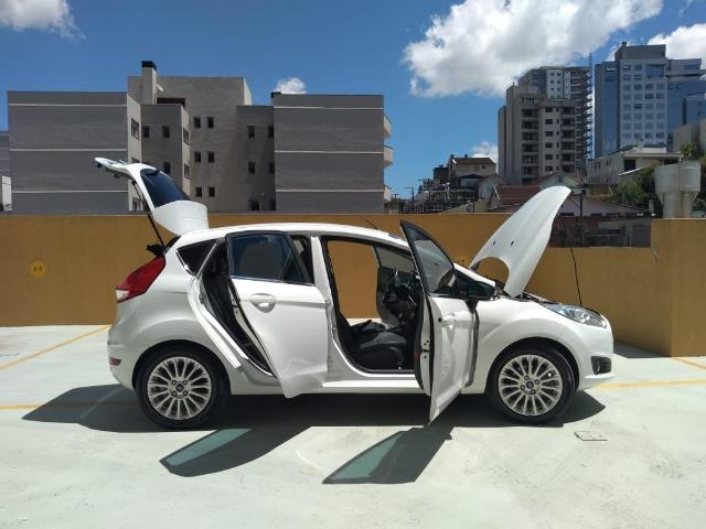 New Fiesta Titanium 1.6 2017 - Foto 4