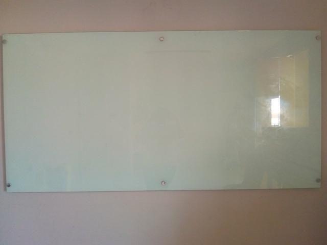 Lousa de quadro de vidro - Foto 2
